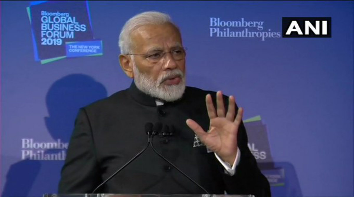 Prime Minister Narendra Modi at UNGA: PM Recounts India's Achievements in Health Sector, Says Country Committed to Eradicating TB