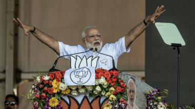 Citizenship Act Protesters Can be 'Identified by Their Clothes', Says PM Narendra Modi Amid Unrest in Assam, West Bengal