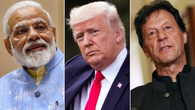 Donald Trump Expresses Confidence on PM Narendra Modi When Asked Over Imran Khan's Statement on Al-Qaeda and Terrorism, Says 'PM Modi Will Take Care of it'
