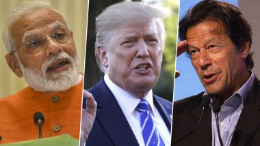 Amid India-Pakistan Tensions, Donald Trump Says He Will Meet PM Narendra Modi And Imran Khan Soon