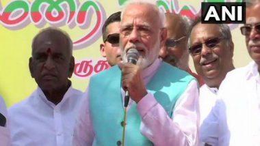 Tamil Resonates Across United States, Says PM Narendra Modi at IIT Madras