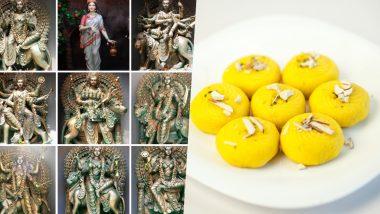 Navratri 2019 Special Prasad List: Offer These Bhog to the Nine Avatars of Goddess Durga on Nine Days