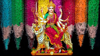 Navratri 2019 Colours List for Nine Days: Complete Colour Chart to Celebrate a Sharad Navratri With Dates and Day-Wise Navdurga Puja