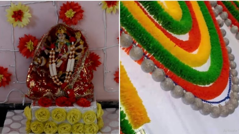 Navratri 2019 Home Decoration Ideas: Easy DIY Decor Tips to Brighten Your Home This Sharad Navaratri (View Images and Videos)
