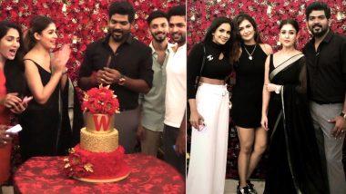 Nayanthara Hosts a Grand Birthday Bash for Beau Vignesh Shivan! (View Pics)