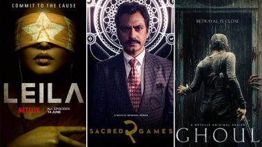 #BanNetflixInIndia Trends on Twitter As Netizens Flay Shows Like Sacred Games, Leila and Ghoul for 'Anti-Hindu' Content