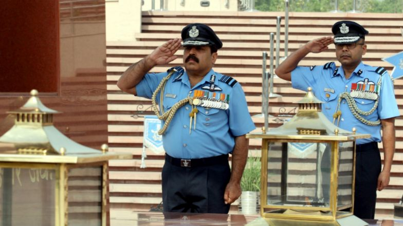 Air Marshal RKS Bhadauria Appointed New IAF Chief, Facts to Know About BS Dhanoa's Successor