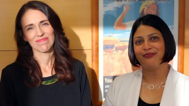 New Zealand PM Jacinda Ardern Wishes Happy Onam 2019 to Malayali Community (Watch Video)