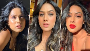 Nia Sharma Birthday Special: 10 Times the TV Actress Gave Us Major Makeup Goals!