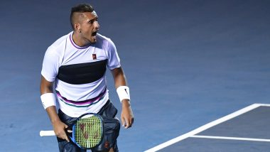 Nick Kyrgios Takes A Dig At Novak Djokovic After Serbian S Tennis Coach Tests Positive For Coronavirus Latestly
