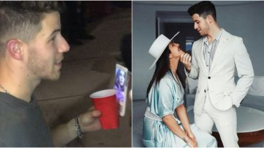 This is How Priyanka Chopra and Nick Jonas are Keeping Up the Romance in Their Temporary Long Distance Due to Her Mumbai Visit (Watch Video)