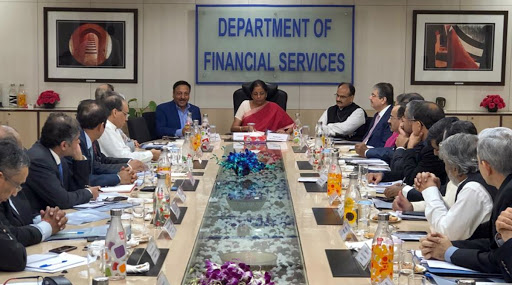 Nirmala Sitharaman Quashes 'Liquidity Crunch' Reports After Meeting Private Bank CEOs, Announces Loan Outreach Programme in 250 Districts
