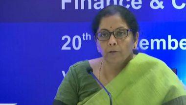 Insurance Limit on Bank Deposits May Be Raised, Says Nirmala Sitharaman After PMC Bank Fraud