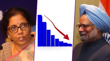 Nirmala Sitharaman Dismisses Manmohan Singh's Comments on Economic Slowdown & Job Cuts, Says 'Govt Willing to Hear Sectors That Need Support'