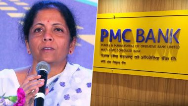 PMC Bank Crisis: Finance Minister Nirmala Sitharaman Says 'At This Stage, RBI is Handling it'