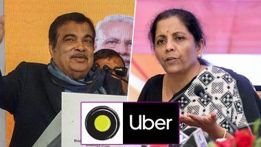 Auto Sector Crisis Due to Millenials? Nitin Gadkari Says FM Nirmala Sitharaman's 'Ola, Uber' Remark 'Misinterpreted'