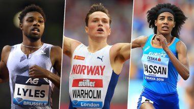 World Athletics Championships 2019: Noah Lyles, Karsten Warholm and Sifan Hassan's Stars Set to Shine at Qatar