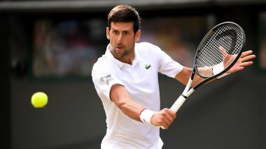Novak Djokovic Injury Update: Serbian Tennis Star Opens Up About Recovery, Health and Family on Twitter