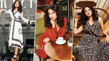 'Dream Girl' Nushrat Bharucha Looks Stylish on the Magazine Cover of Grazia India's September Issue (View ALL Pics)
