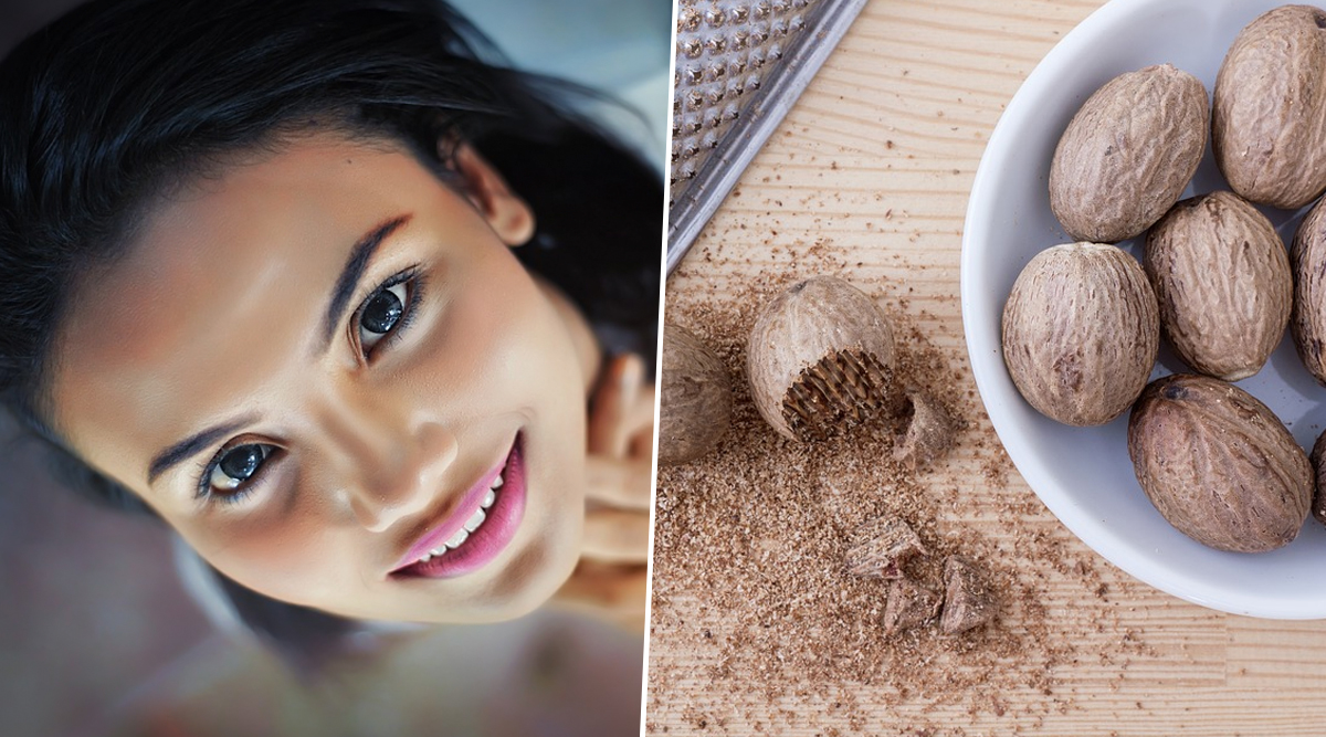 Home Remedy Of The Week: Nutmeg (Jaiphal) For Beautiful and Glowing Skin; How This Spice Can Reduce Acne (Watch Video)