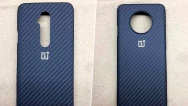 OnePlus 7T, OnePlus 7T Pro Case Images Leaked Online; Reveals Two Different Camera Designs
