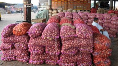 Onion Loot: 2 Bike-Borne Miscreants Rob 50 Kg Onions from Rickshaw Puller in UP's Gorakhpur