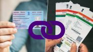Deadline for PAN-Aadhaar Linkage Extended by 6 Months Till March 2022