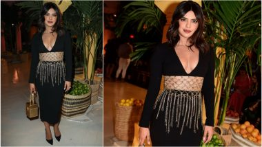 Yo or Hell No! Priyanka Chopra in Oscar De La Renta at New York Fashion Week