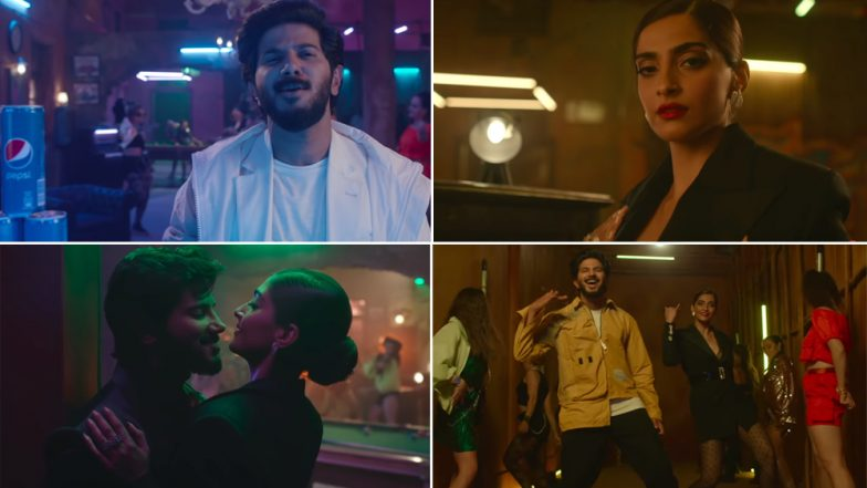 Pepsi Ki Kasam Song From The Zoya Factor: Sonam Kapoor and Dulquer Salmaan Groove in Stylish Avatars to This Breezy Number (Watch Video)