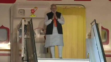 Narendra Modi Receives Grand Welcome Upon Reaching Home, Here Are Highlights of PM's US Tour