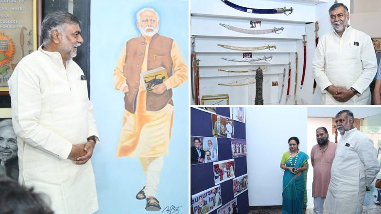 Prime Minister Narendra Modi's Gifts to be Auctioned Online at pmmementos.gov.in From September 14-October 3, Know How to Bid