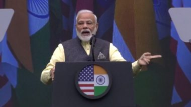 Howdy, Modi!: 'Abki Baar, Trump Sarkar', PM Narendra Modi Bats For Donald Trump at Mega Houston Event