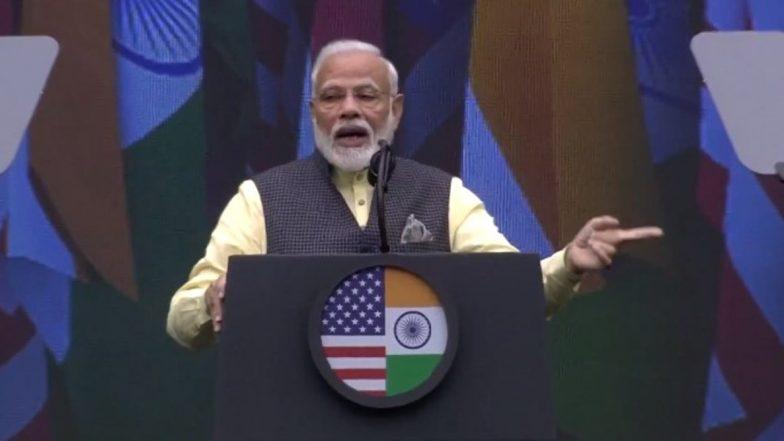 Howdy, Modi!: 'Abki Baar, Trump Sarkar', PM Narendra Modi Bats For Donald Trump at Mega Houston Event
