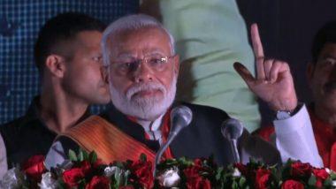 Mann Ki Baat: PM Narendra Modi Urges Youths to Shun E-Cigarettes, Hails Daniil Medvedev's US Open Speech