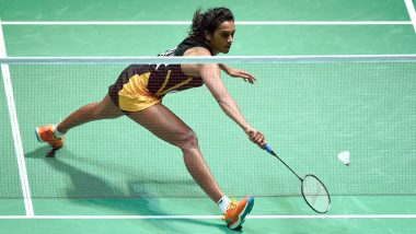 PV Sindhu Crashes Out of Korea Open 2019, Indian Badminton Player Loses to Beiwen Zhang in the First Round