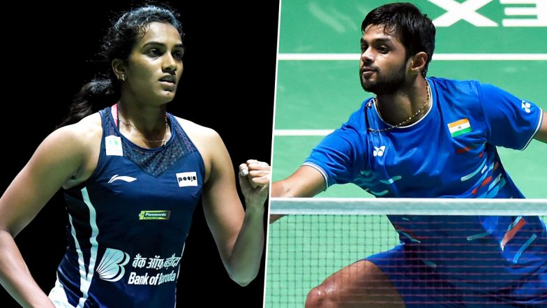PV Sindhu and B Sai Praneeth Win Their Opening Matches in China Open 2019, Advance to the Second Round of the Tournament