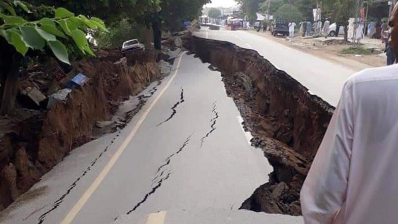 Image result for Earthquake in Pakistan(POK)  including Jammu, 5 killed, 50 injured