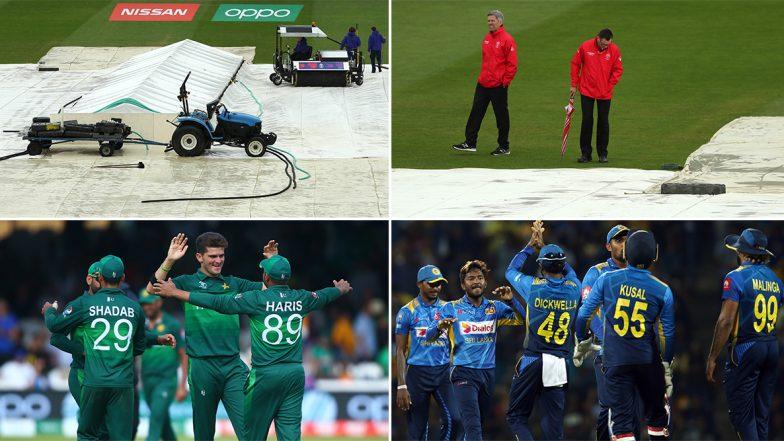 ICC Posts Hilarious Tweet to Announce Rescheduling of Pakistan vs Sri Lanka 1st ODI 2019