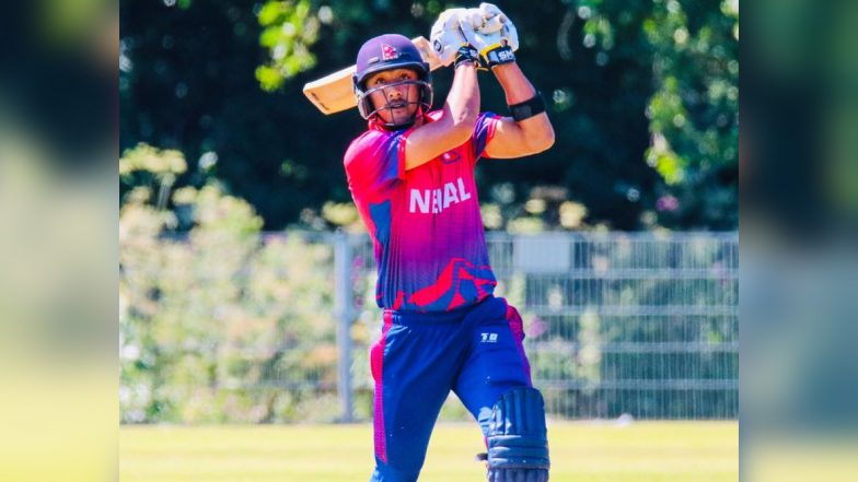 Singapore Tri-Nation Series: Paras Khadka Slams Record-Breaking Hundred As Nepal Beat Hosts by 9 Wickets