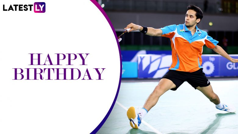 Parupalli Kashyap Birthday Special! Five Lesser-Known Things to Know About the Incredible Indian Shuttler