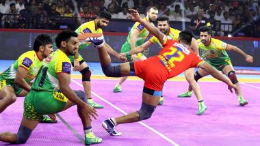 Jaipur Pink Panthers vs Patna Pirates PKL 2019 Match Free Live Streaming and Telecast Details: Watch JAI vs PAT, VIVO Pro Kabaddi League Season 7 Clash Online on Hotstar and Star Sports
