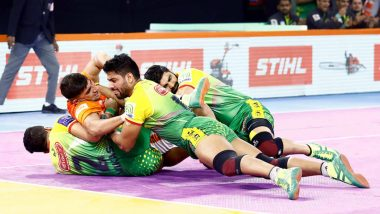 PKL 2019 Dream11 Prediction for Telugu Titans vs Patna Pirates: Tips on Best Picks for Raiders, Defenders and All-Rounders for TEL vs PAT Clash