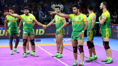 PKL 2019 Dream11 Prediction for Patna Pirates vs UP Yoddha: Tips on Best Picks For Raiders, Defenders and All-Rounders For PAT vs UP Clash