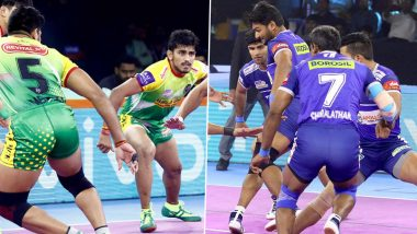 Patna Pirates vs Haryana Steelers PKL 2019 Match Free Live Streaming and Telecast Details: Watch PAT vs HAR, VIVO Pro Kabaddi League Season 7 Clash Online on Hotstar and Star Sports