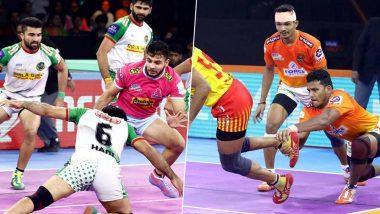 Puneri Paltan vs Patna Pirates PKL 2019 Match Free Live Streaming and Telecast Details: Watch PUN vs PAT, VIVO Pro Kabaddi League Season 7 Clash Online on Hotstar and Star Sports