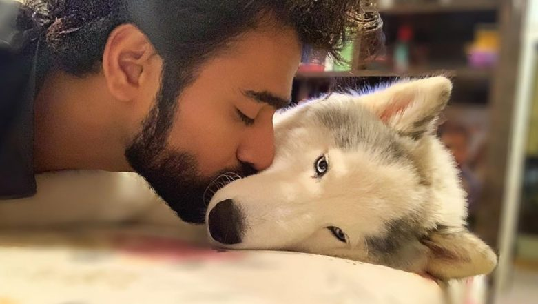 Pearl V Puri's Latest Picture With His Furry Friend Newton Is Just PAW-Tastic!