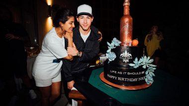 Nick Jonas Shares With the World How He Celebrated His 27th Birthday With Priyanka Chopra, Pics Inside
