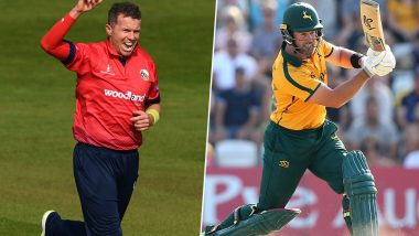 Peter Siddle, Dan Christian to Lead Prime Minister's XI as Co-captains for First Time
