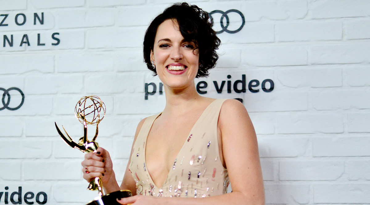 Fleabag Creator Phoebe Waller-Bridge Signs an Exclusive £50million Deal with Amazon Studios After Emmys Success, Read Deets!