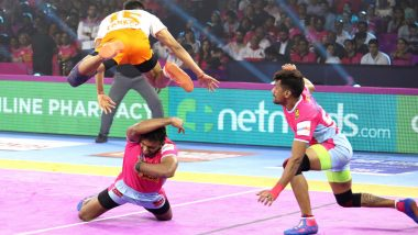 Pro Kabaddi League 7 Match Report: Pink Panthers Breeze Past Puneri Paltan 43-34